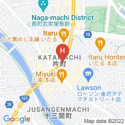 Plan APA HOTEL KANAZAWA-CHUO