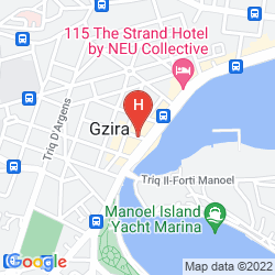 Plan BLUBAY APARTMENTS BY ST HOTELS