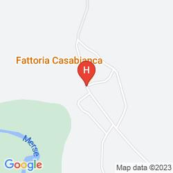 Plan FATTORIA CASABIANCA