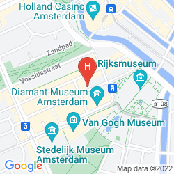 Plan MAX BROWN MUSEUM SQUARE