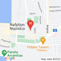 Plan NAFPLIA