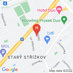 Plan A&O PRAG METRO STRIZKOV