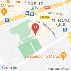 Plan 2CIELS BOUTIQUE HOTEL & SPA