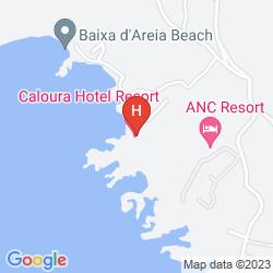 Plan CALOURA HOTEL RESORT