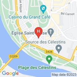 Plan DE GRIGNAN