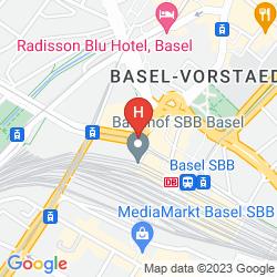 Plan METROPOL BASEL