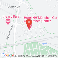 Plan NH MUNCHEN OST CONFERENCE CENTER