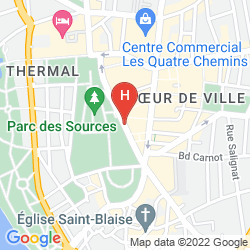 Plan ROYAL DE VICHY