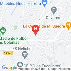 Plan HACIENDA BENAZUZA ELBULLIHOTEL