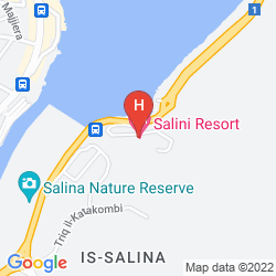 Plan SALINI RESORT