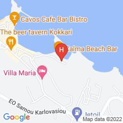 Plan SUNRISE BEACH