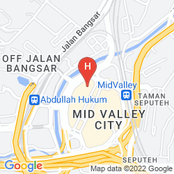 Plan THE BOULEVARD - A ST GILES HOTEL, KUALA LUMPUR