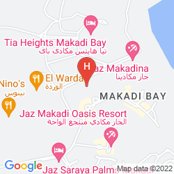 Plan JAZ MAKADI STAR & SPA