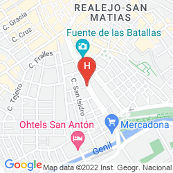 Plan BARCELÓ CARMEN GRANADA