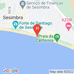 Plan SESIMBRA HOTEL & SPA