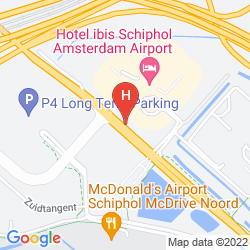 Plan IBIS SCHIPHOL AMSTERDAM AIRPORT