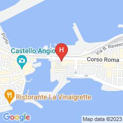 Plan BELLAVISTA CLUB