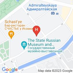Plan HERZEN HOUSE