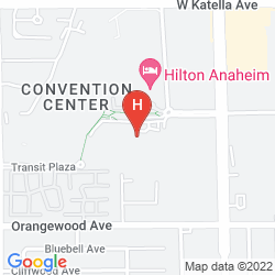 Plan ANAHEIM MARRIOTT
