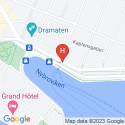 Plan ESPLANADE, SURE HOTEL COLLECTION BY BEST WESTERN, STOCKHOLM