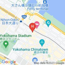 Plan JAL CITY KANNAI