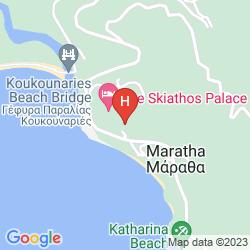 Plan SKIATHOS PALACE