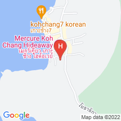 Plan MERCURE KOH CHANG HIDEAWAY