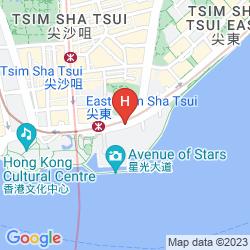 Plan RENAISSANCE KOWLOON, HOTEL HONG KONG