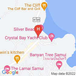 Plan CLIFF VIEW RESORT