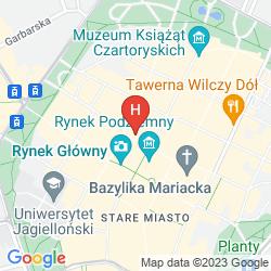 Plan THE PALACE BONEROWSKI
