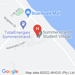 Plan SUMMERSTRAND HOTEL