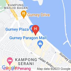 Plan G HOTEL GURNEY