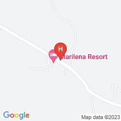 Plan MARILENA HOTEL