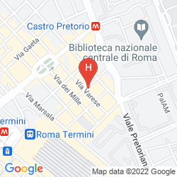 Plan VENETIA PALACE