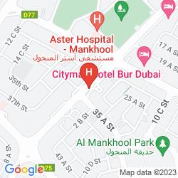 Plan HIGH END HOTEL APARTMENTS