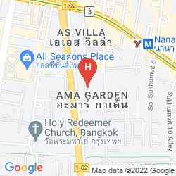 Plan ASPEN SUITES SUKHUMVIT BANGKOK HOTEL BY COMPASS HOSPITALITY