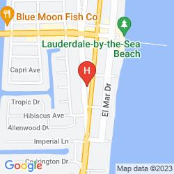 Plan HORIZON BY THE SEA INN
