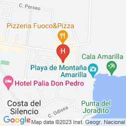 Plan APARTAMENTOS ALONDRAS PARK