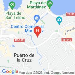 Plan APARTAMENTOS CLUB CASABLANCA