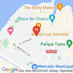 Plan APARTAMENTOS GIRASOL
