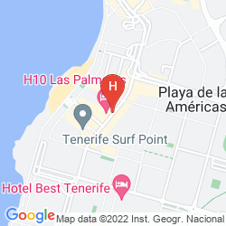 Plan H10 LAS PALMERAS