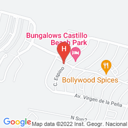 Plan APARTAMENTOS CASTILLO BEACH VISTAS