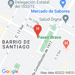 Plan CITY EXPRESS PUEBLA