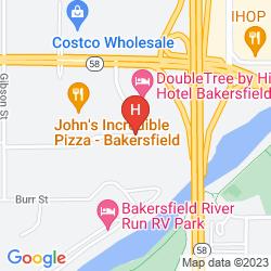 Plan HOTEL ROSEDALE