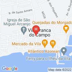 Plan HOTEL MARINA