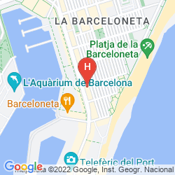 Plan 54 BARCELONETA