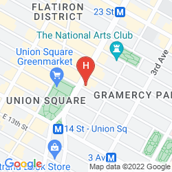 Plan W NEW YORK UNION SQUARE