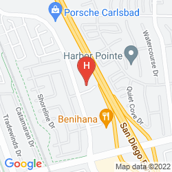 Plan LA QUINTA INN & SUITES SAN DIEGO CARLSBAD