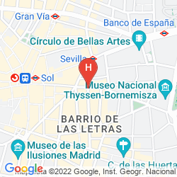Plan CASUAL MADRID DEL TEATRO