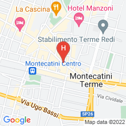 Plan MASSIMO D'AZEGLIO